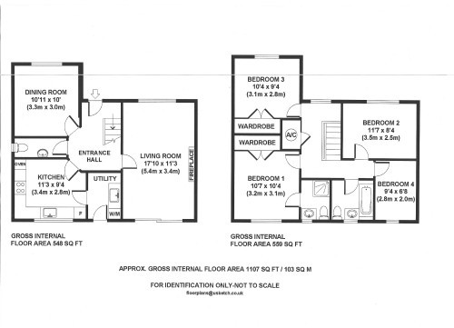 Civray avenue downham market pe38 4 bedroom link for Garage ad civray