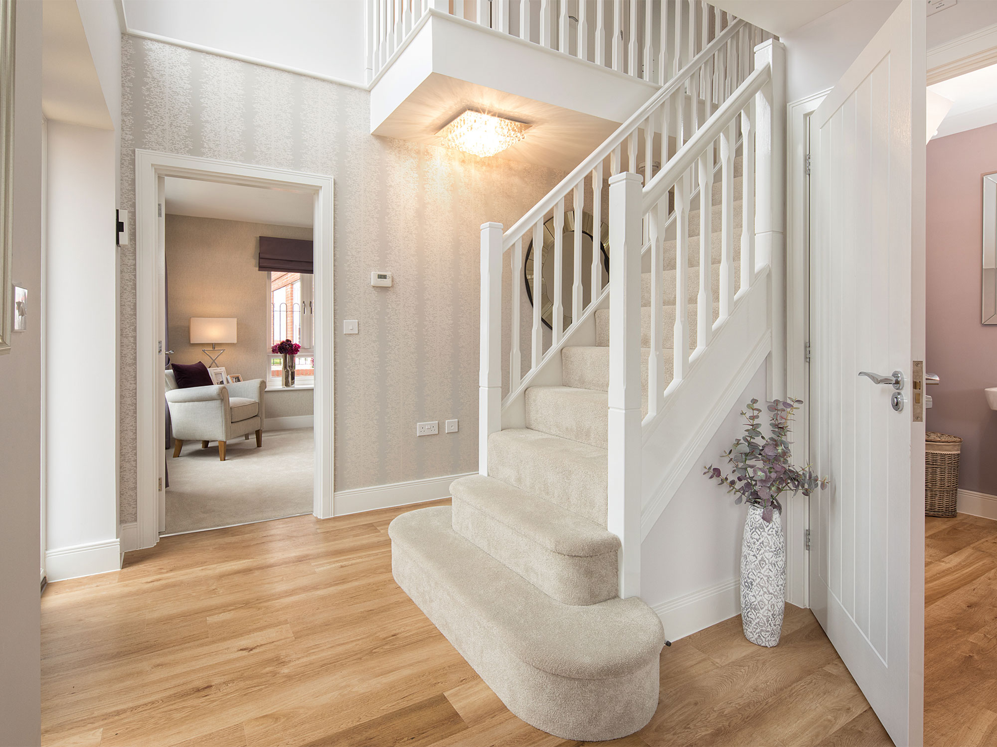 Linden Homes,Stair