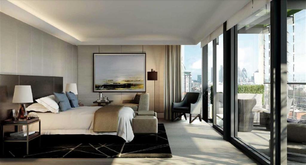 Merano Residences,Master Bedroom