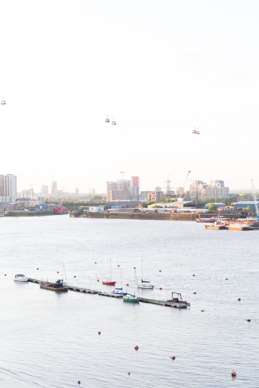 Canary Wharf,View