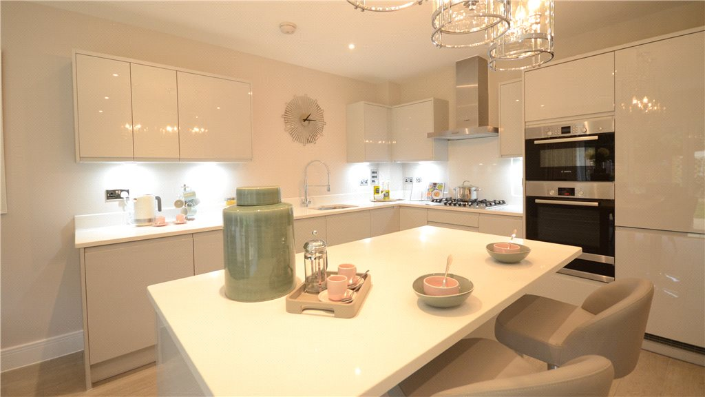 Pentland Homes,Kitchen