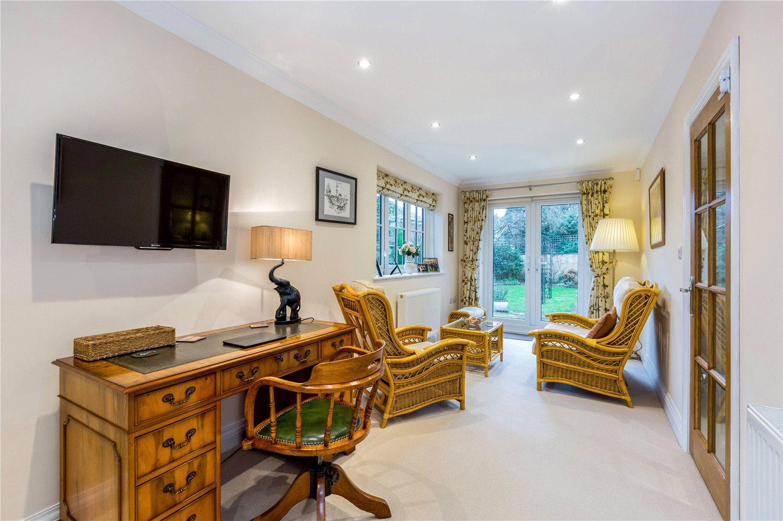 Amberleigh Homes,Family room