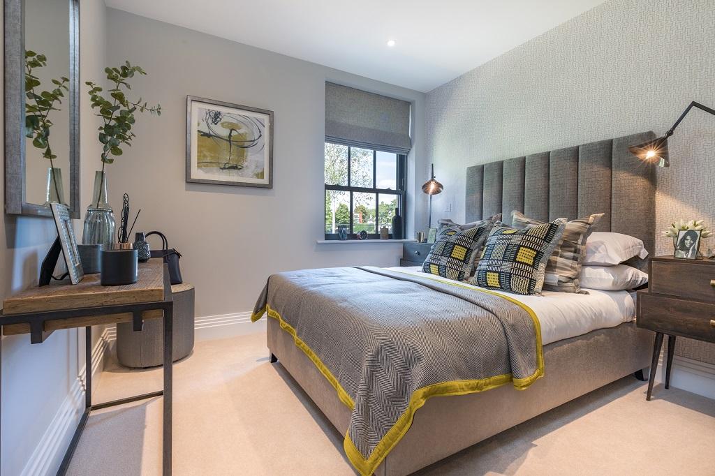Taplow Riverside,Master Bedroom