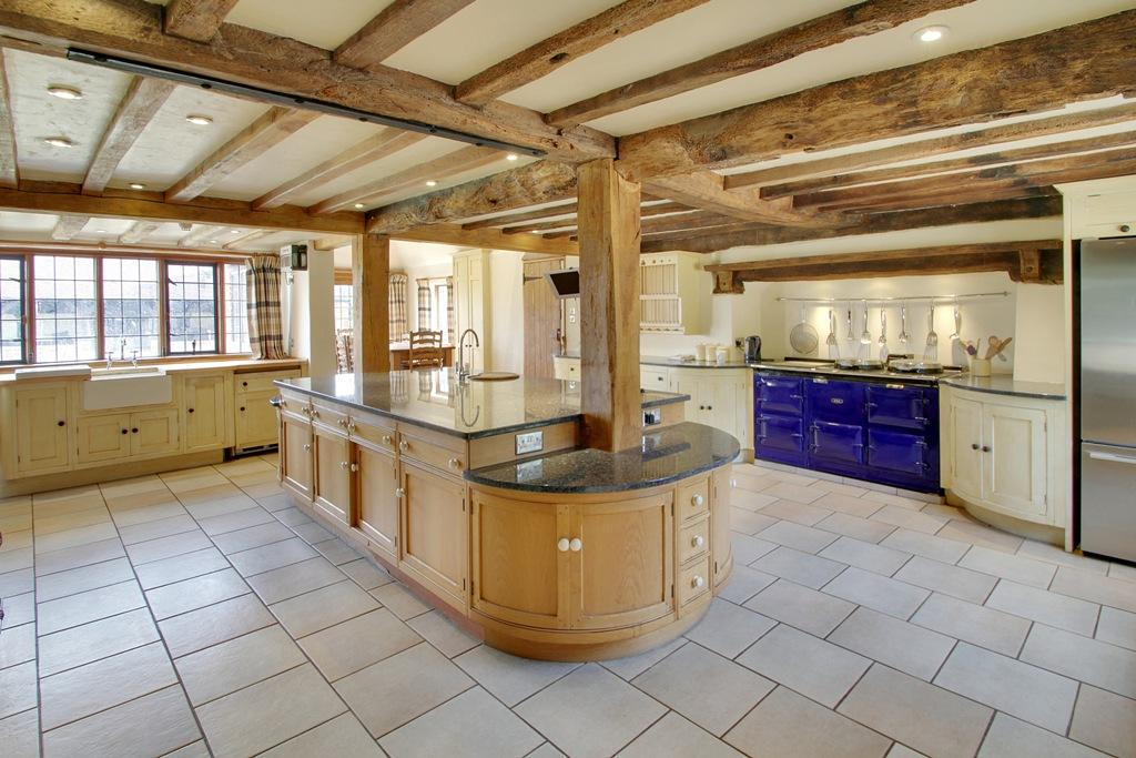 reclaimed,Kitchen