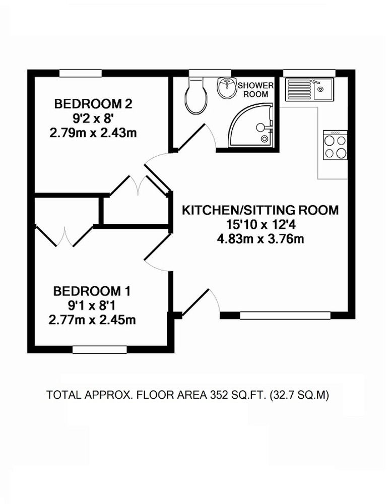 Waterside Park Corton Suffolk Nr32 2 Bedroom Bungalow For Sale 39094199 Primelocation