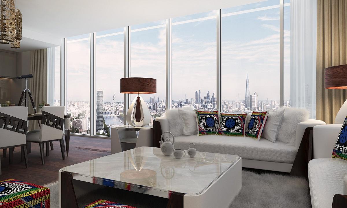 Versace Home,Lounge