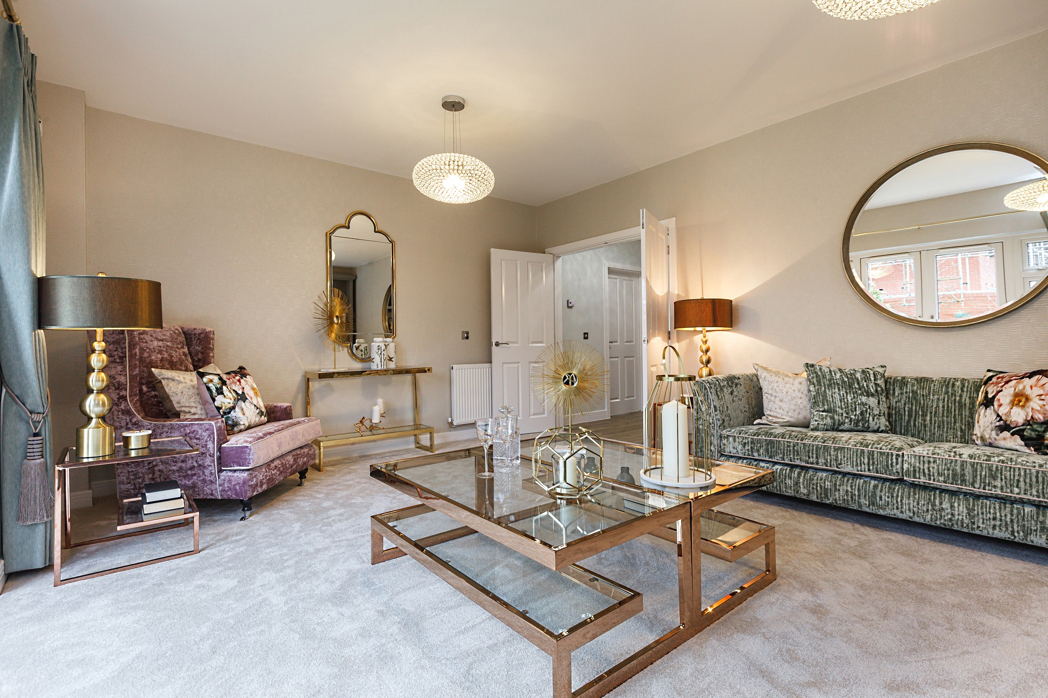 Bellway Homes,Lounge