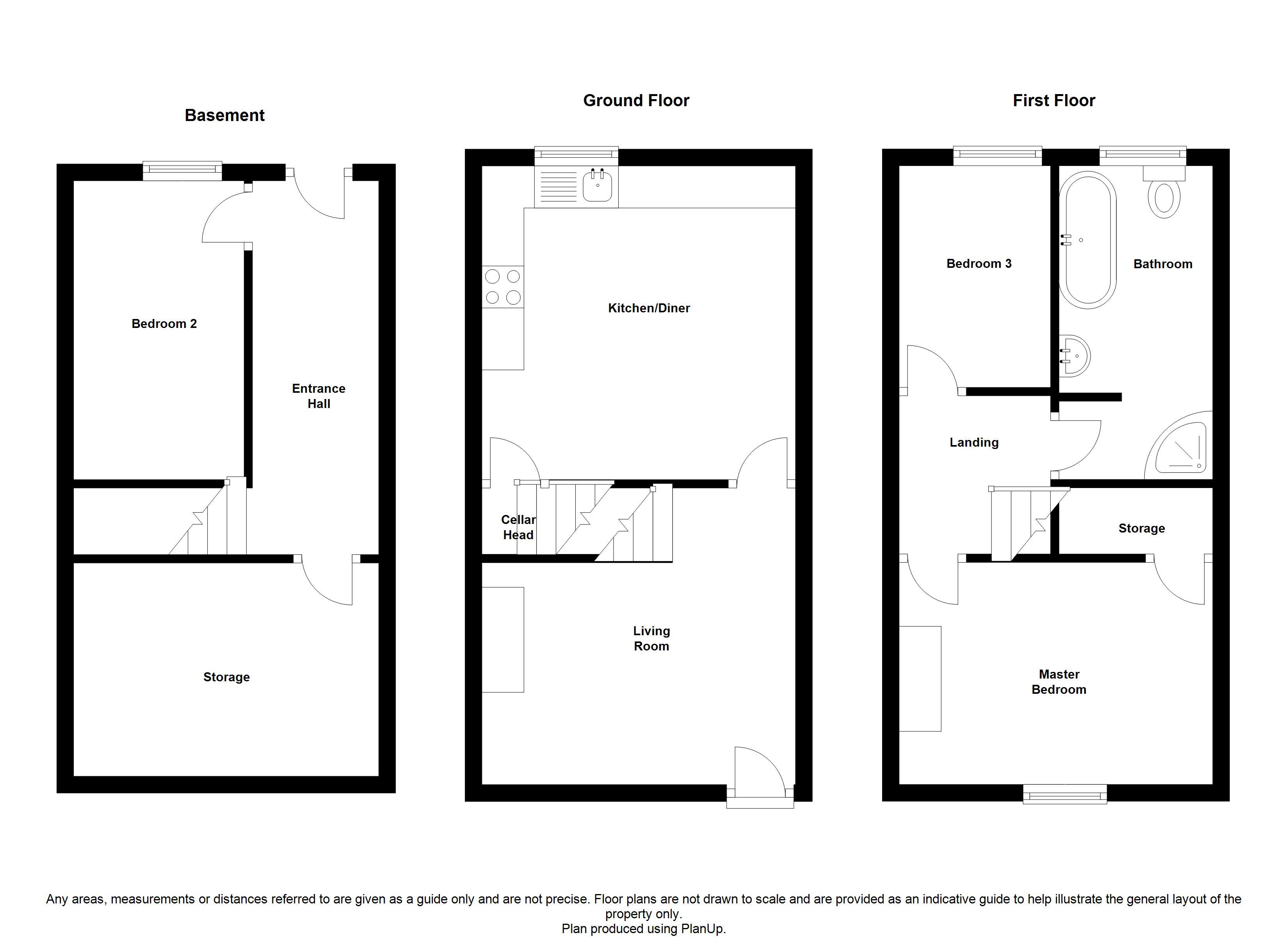Woodview Road Walkley Sheffield S6 3 Bedroom End