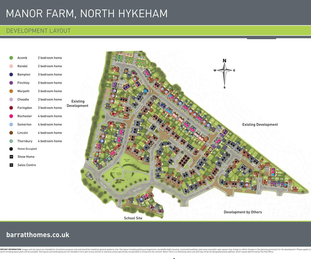 Thornbury at tiber road north hykeham lincoln ln6 4 for Manor farm house plan