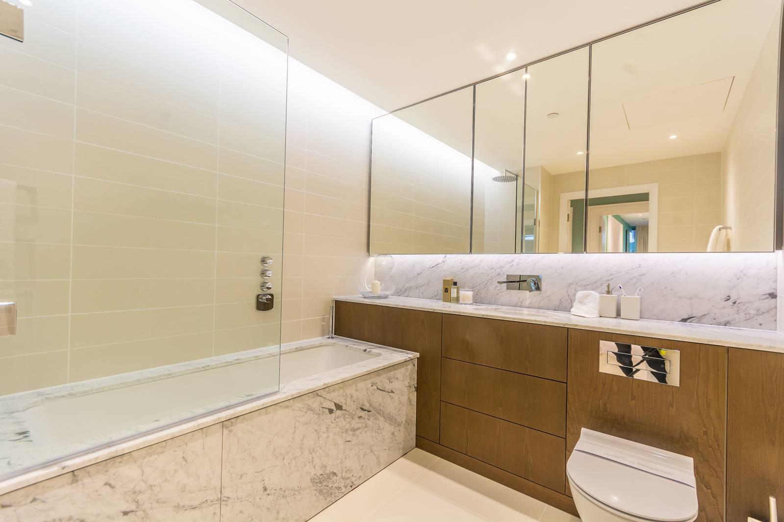 Chelsea Island,Bathroom
