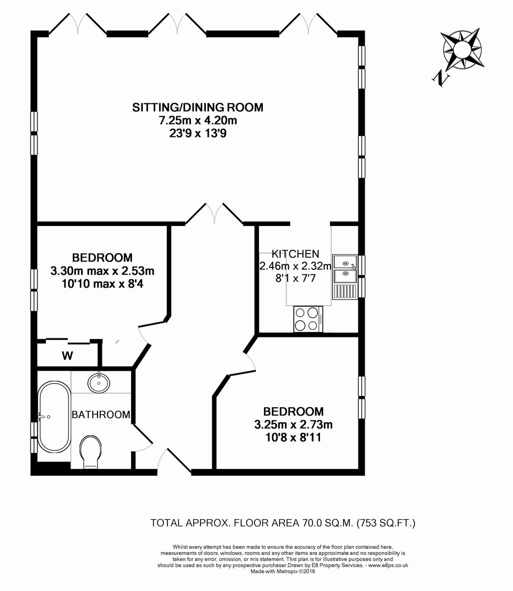 Marston Ferry Road Oxford Ox2 2 Bedroom Flat To Rent 41338520 Primelocation