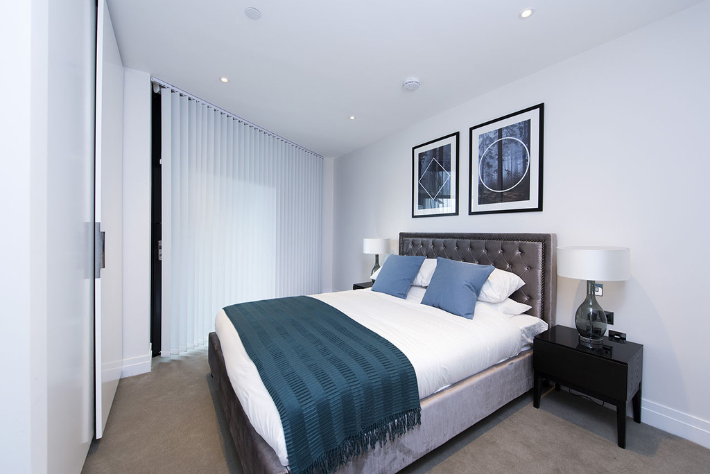 Nine Elms,Master Bedroom