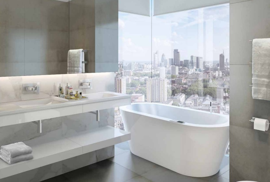 Foster and Partners,Bathroom