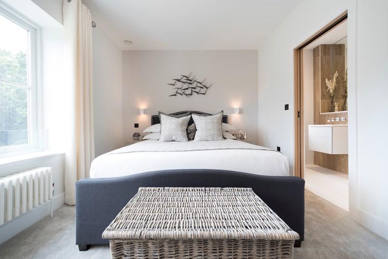 Sherlock Boswell Architecture,Master Bedroom