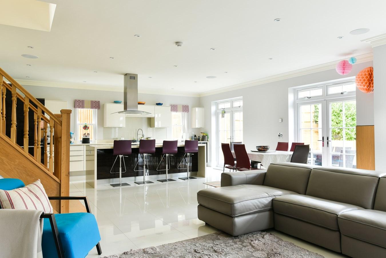 Safran Homes,Lounge