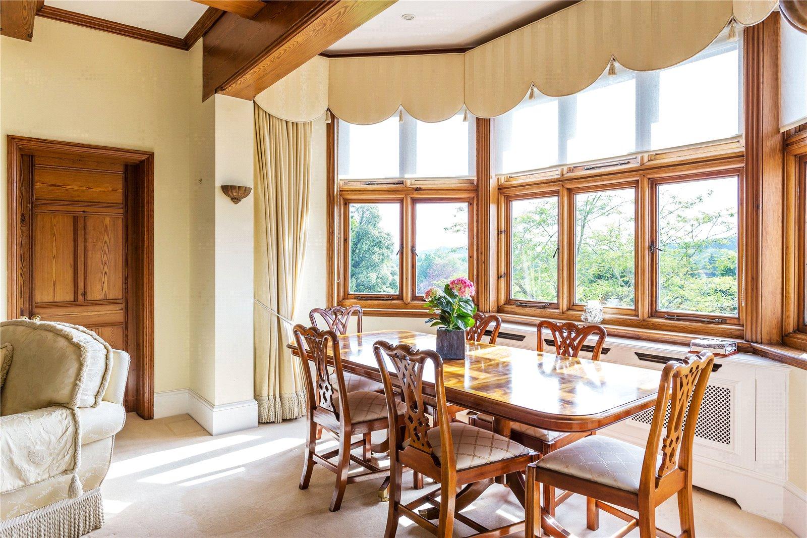 Michael Wilson Restorations,Dining room