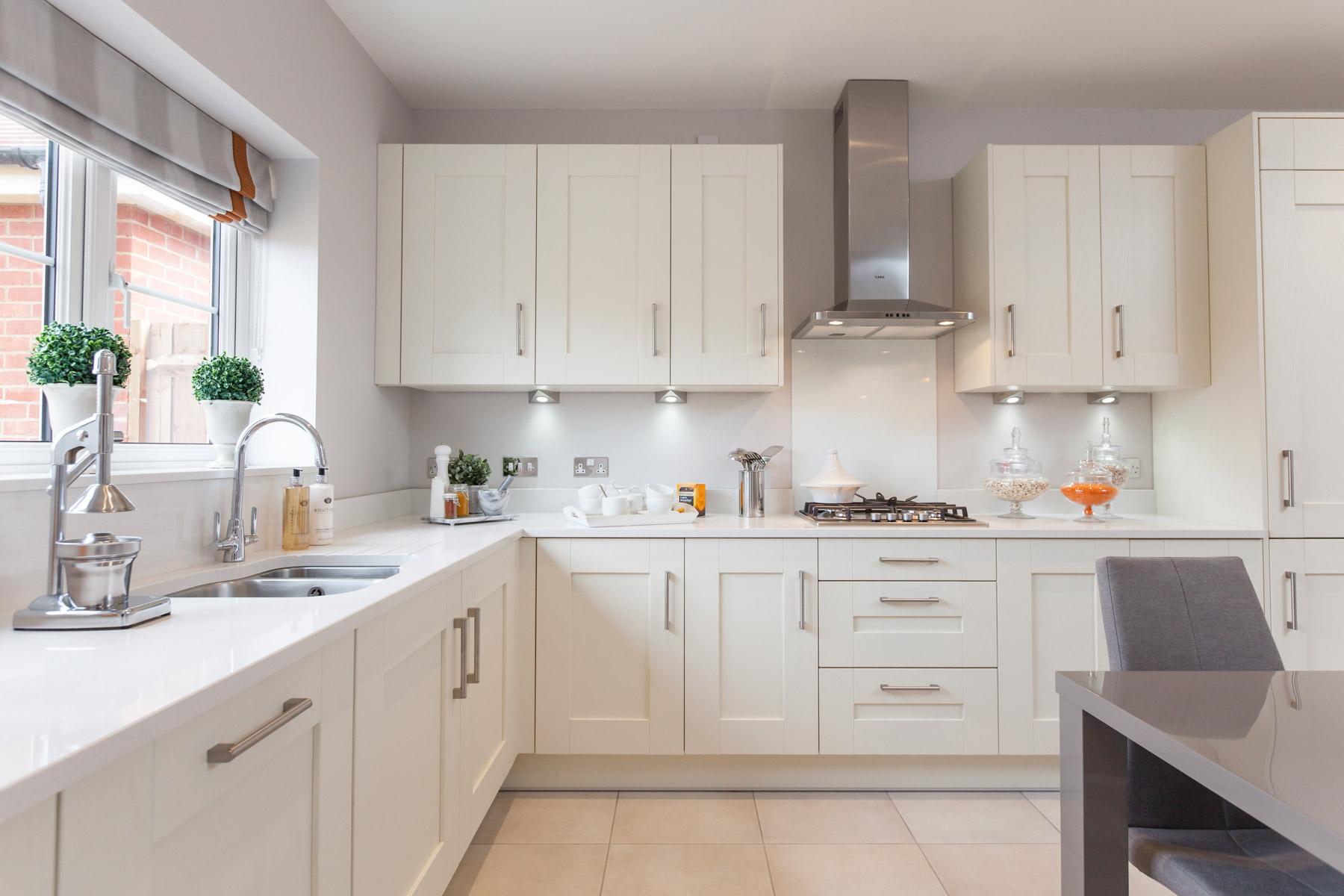 Bellway Homes,Kitchen