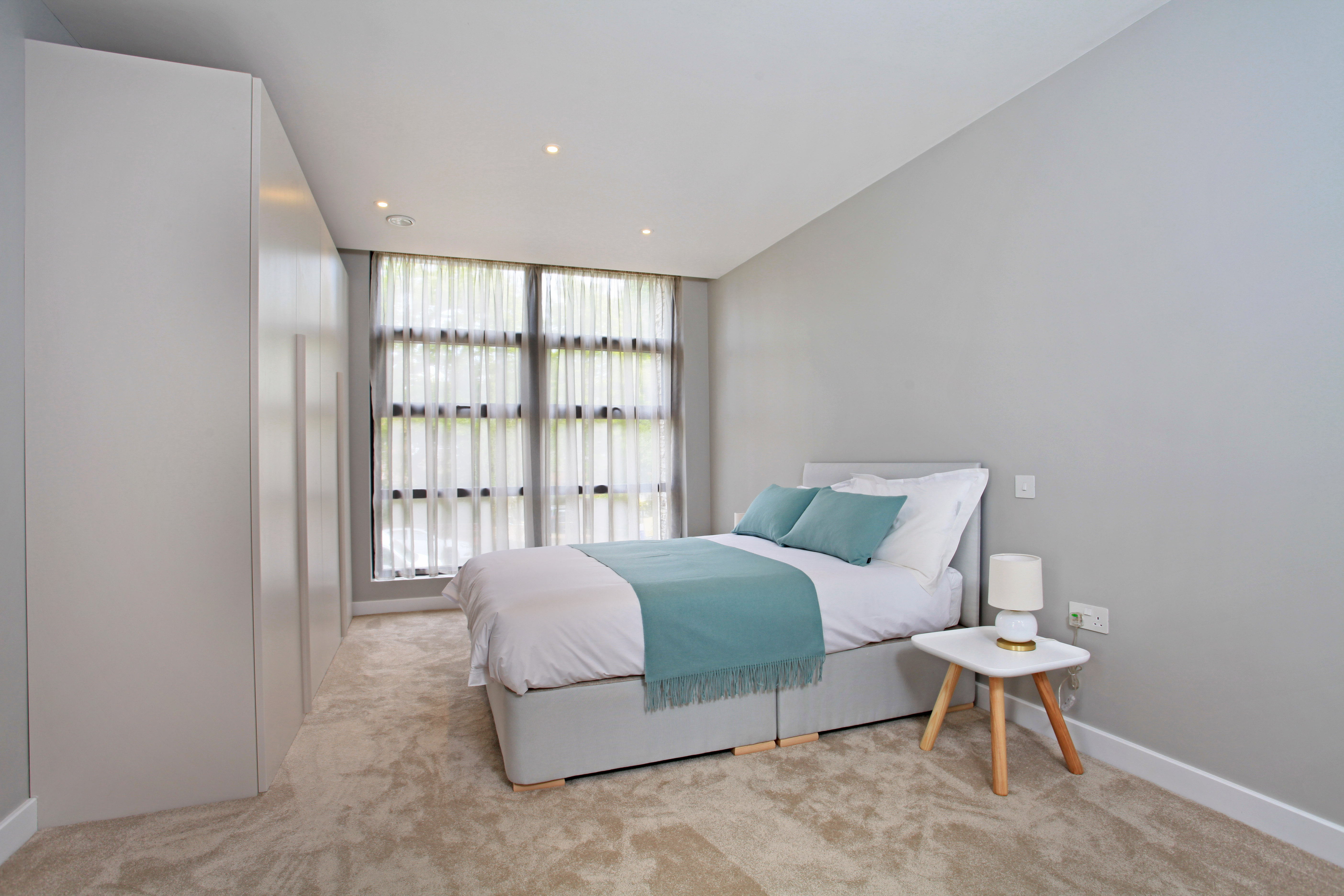 Builtform Developments,Master Bedroom