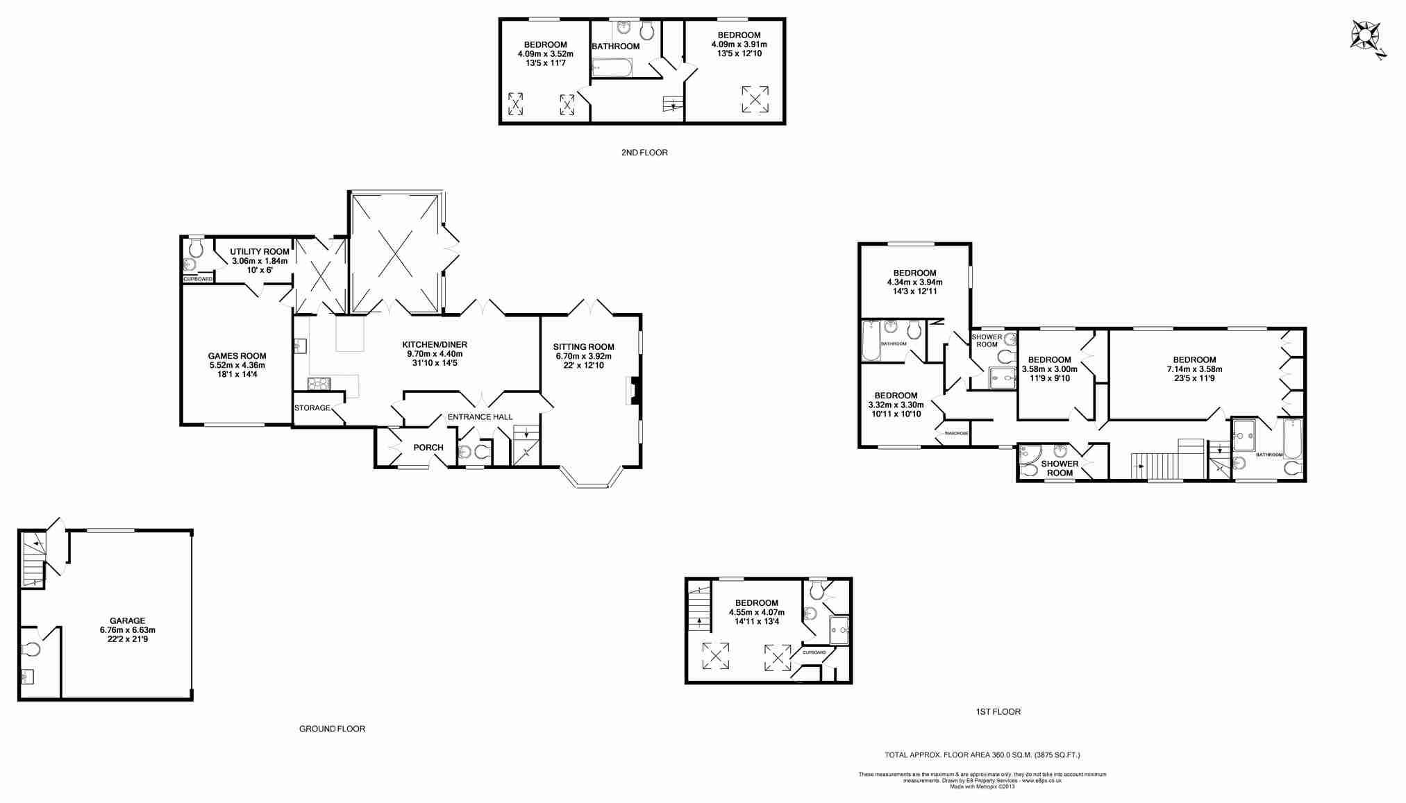 Vernon Avenue Oxford Ox2 6 Bedroom Property To Rent 41428933 Primelocation