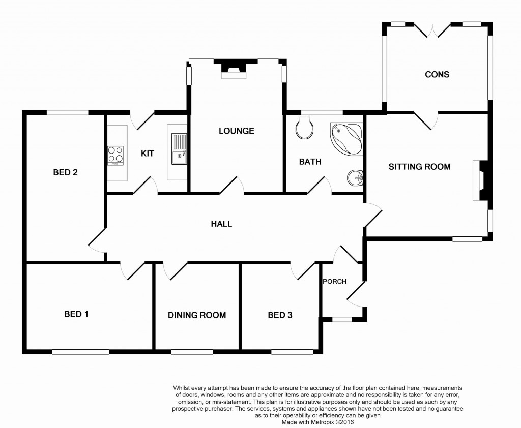 Cadzow crescent boness eh51 3 bedroom detached house for for Cuisine kitchen polmont