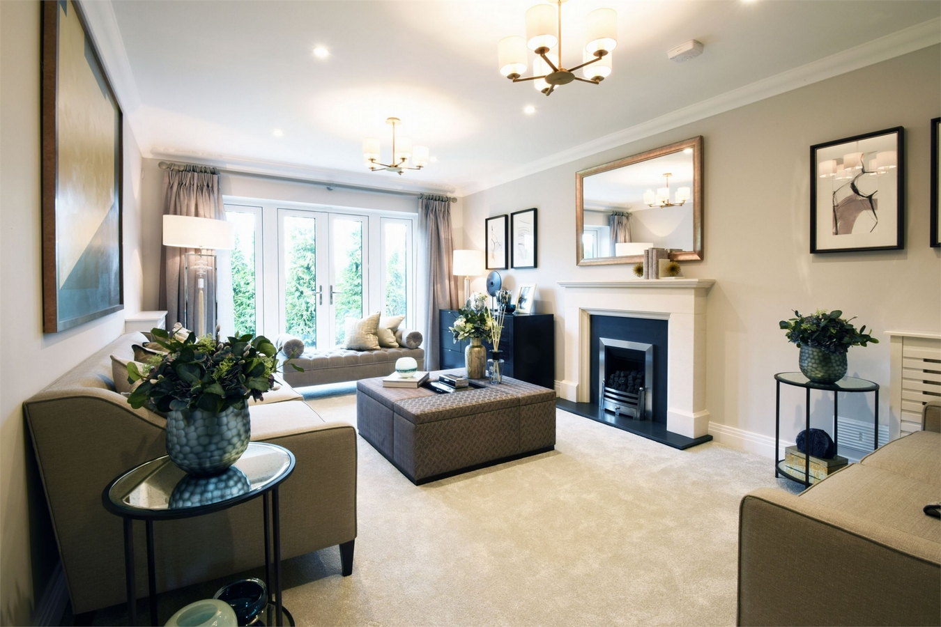 Kirkby Homes,Lounge