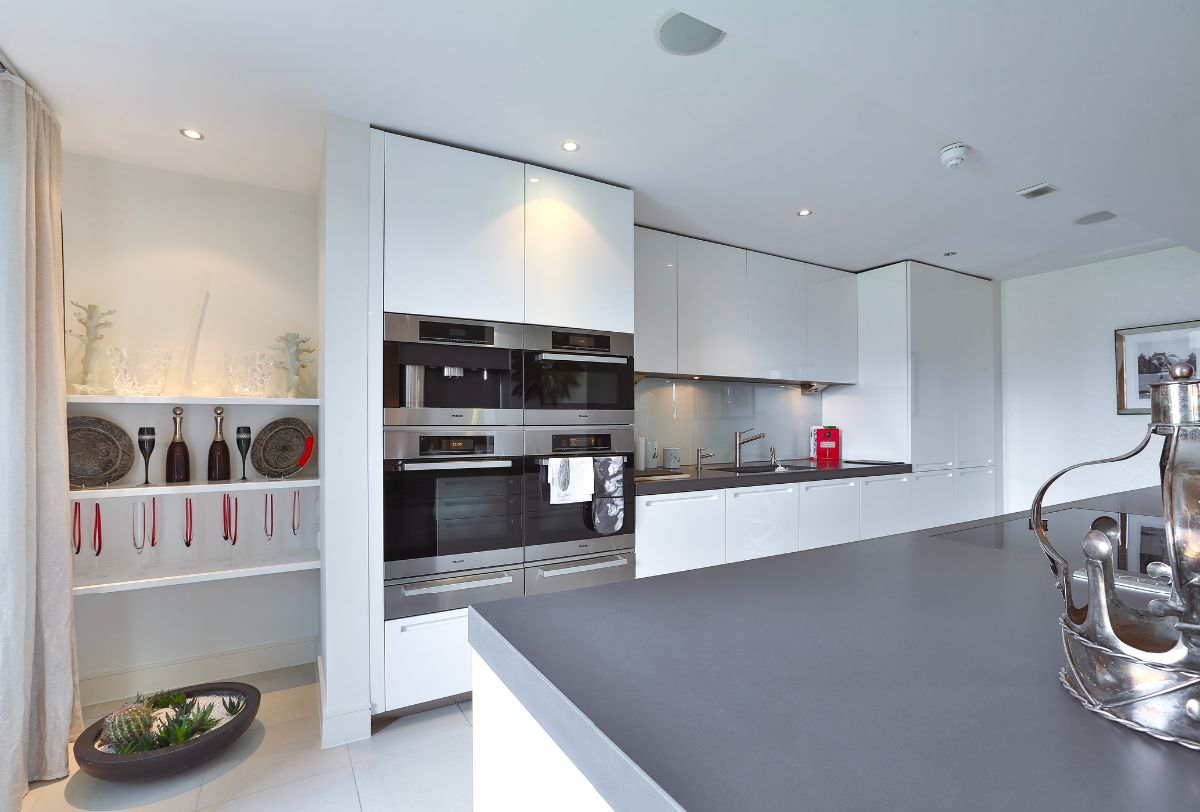 Imperial Wharf,Kitchen