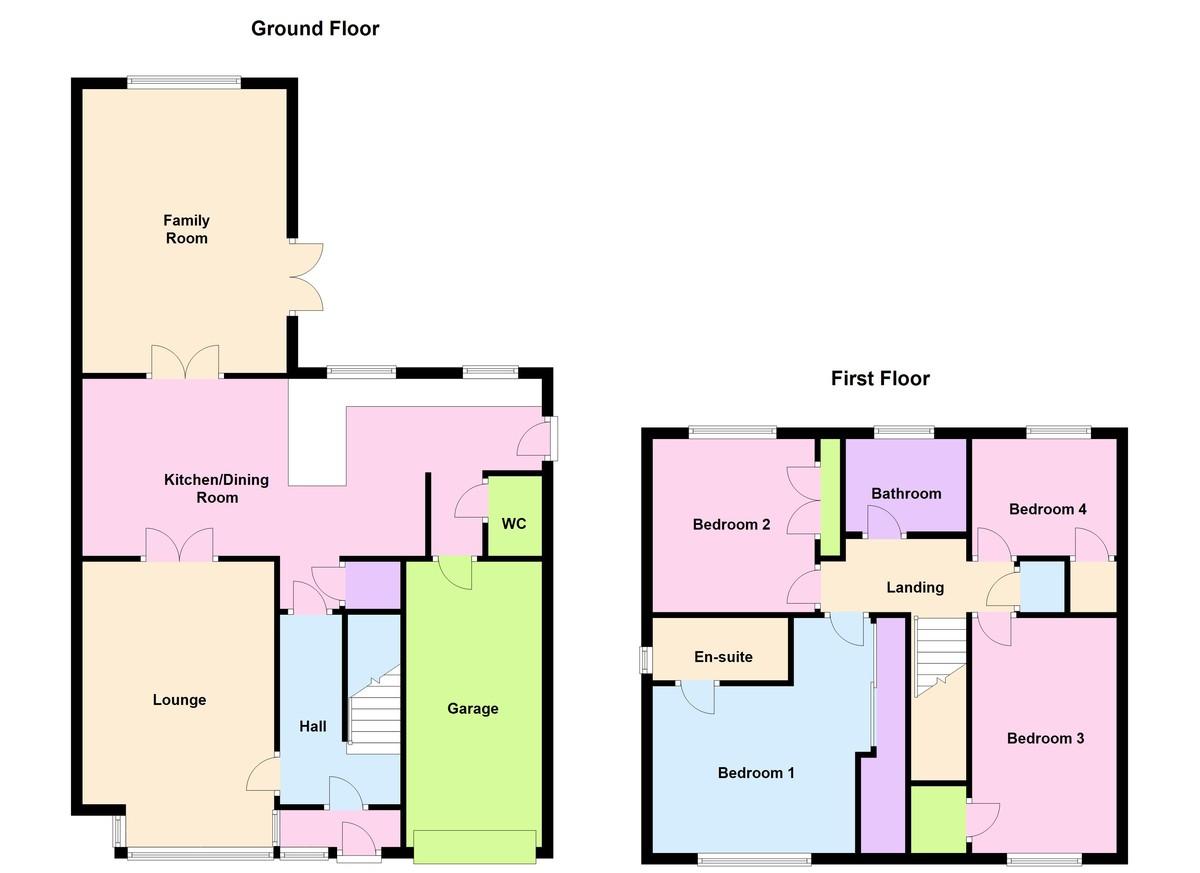 Kent avenue tamworth b78 4 bedroom detached house for - Birmingham craigslist farm and garden ...