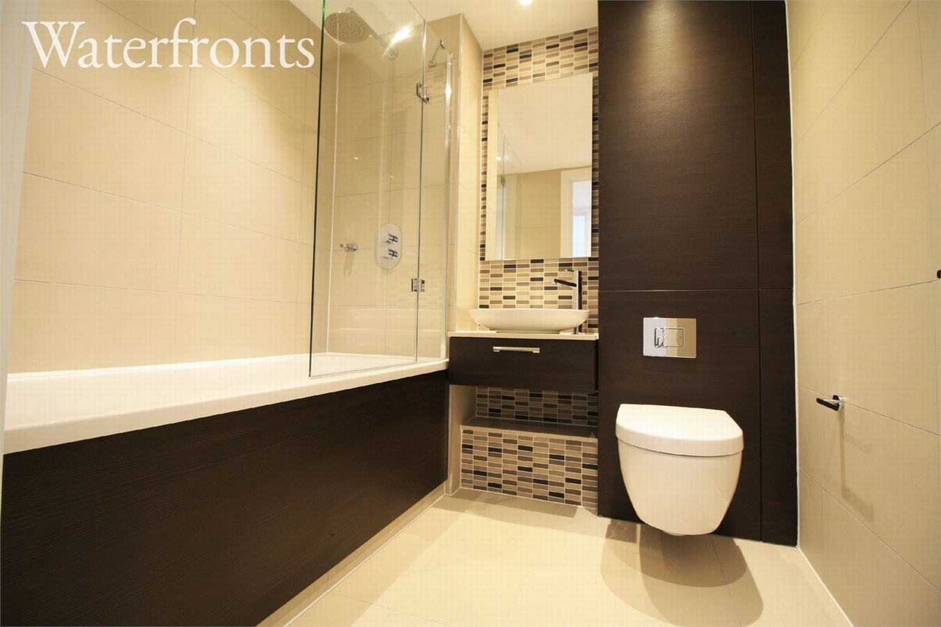 Horizons Tower,Bathroom
