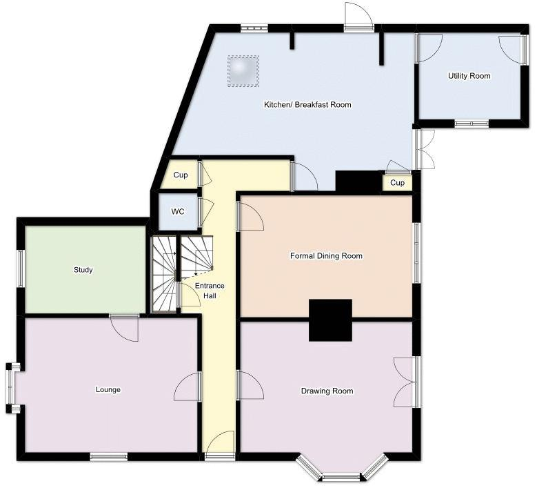 Top Of Bottom Floor Elevation Certificate : St marks road alverstoke po bedroom property for