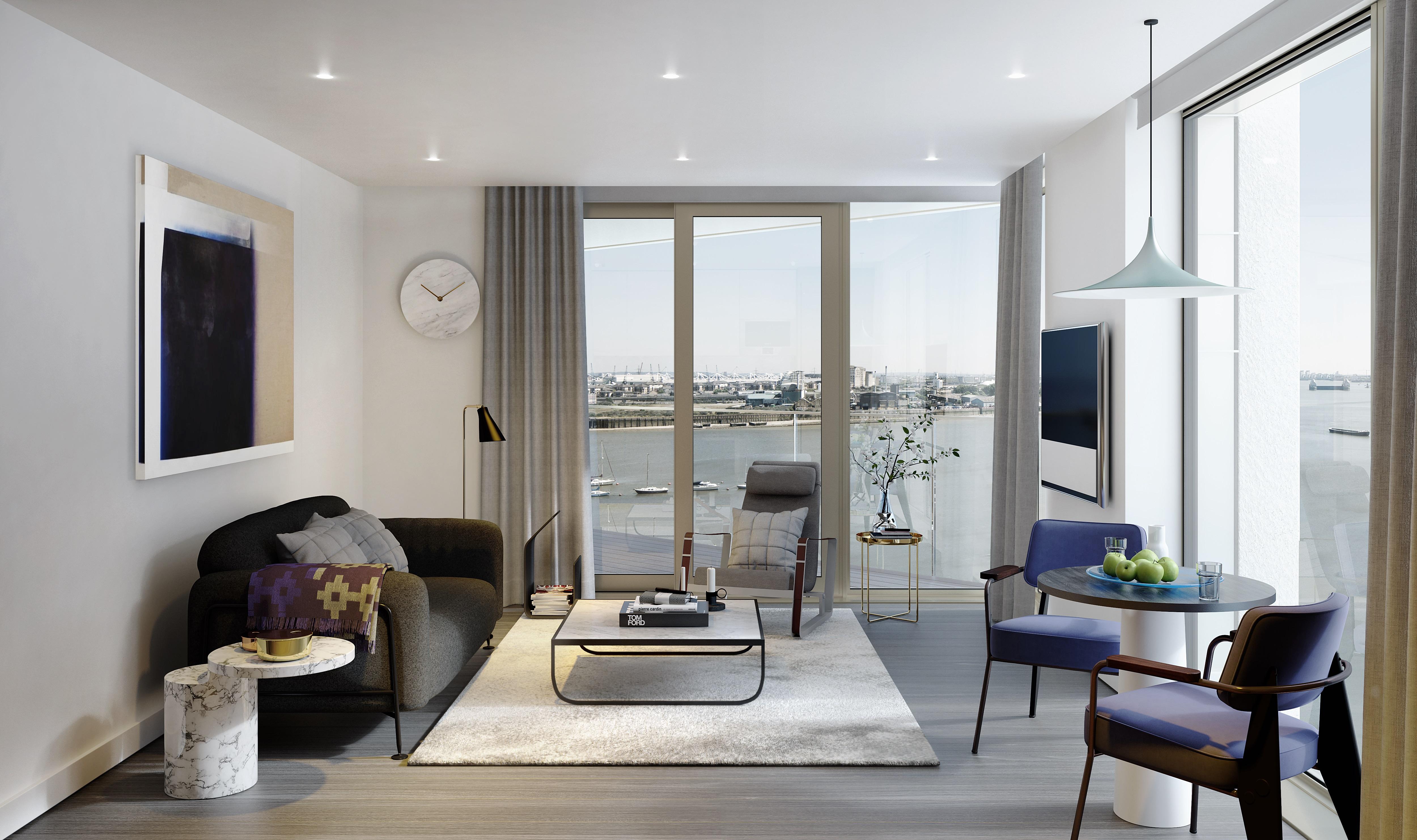 Greenwich Peninsula,Lounge