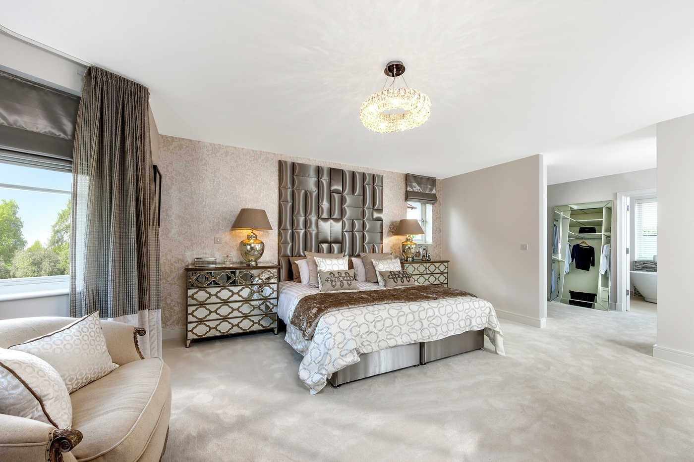 Chigwell Village,Master Bedroom