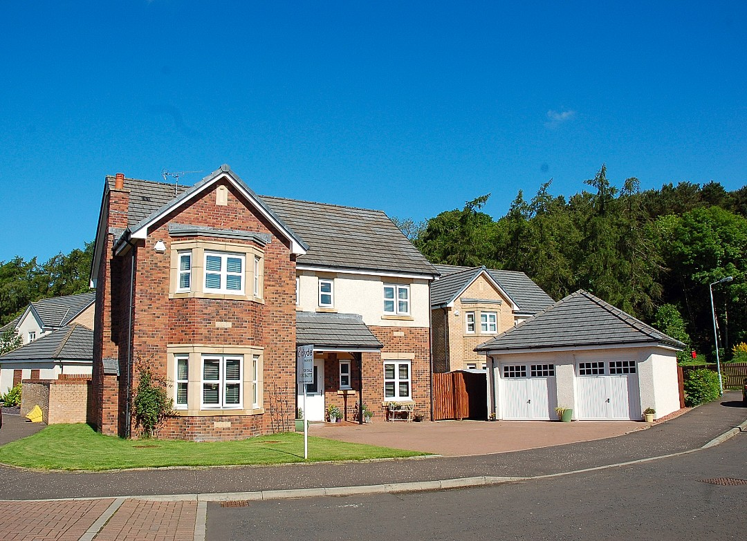 4 bed detached house for sale in corton lea alloway ayr
