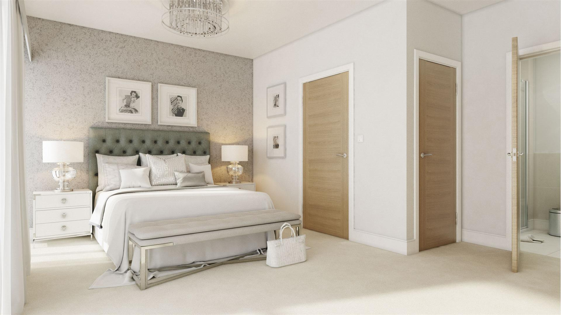 St Modwen Homes,Master Bedroom