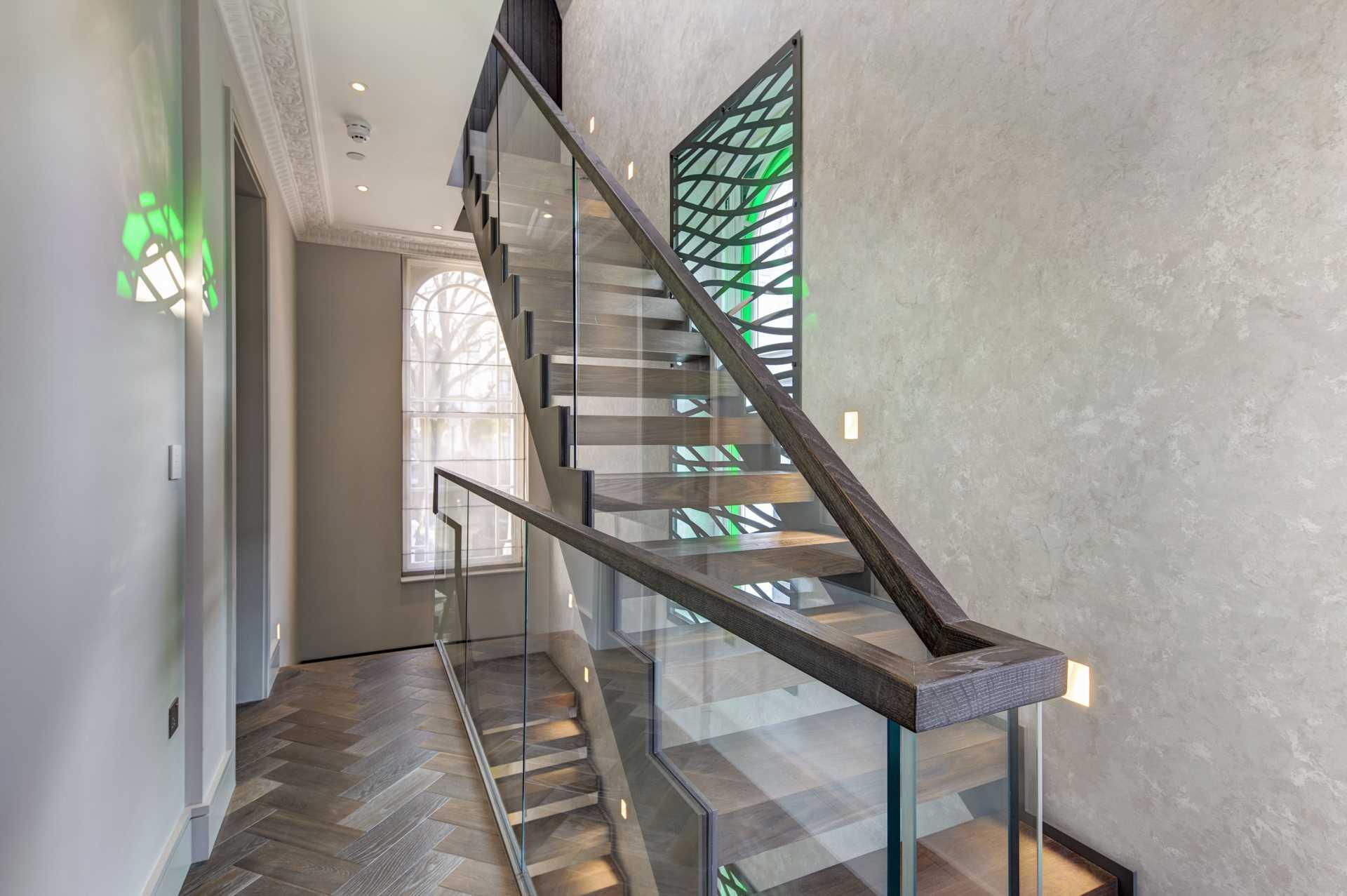 Thornsett,Stair
