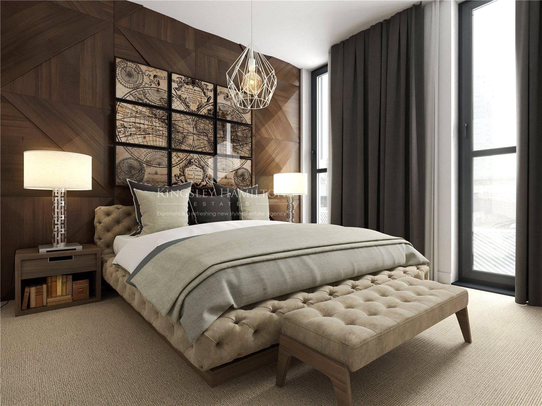 Telford Homes,Master Bedroom