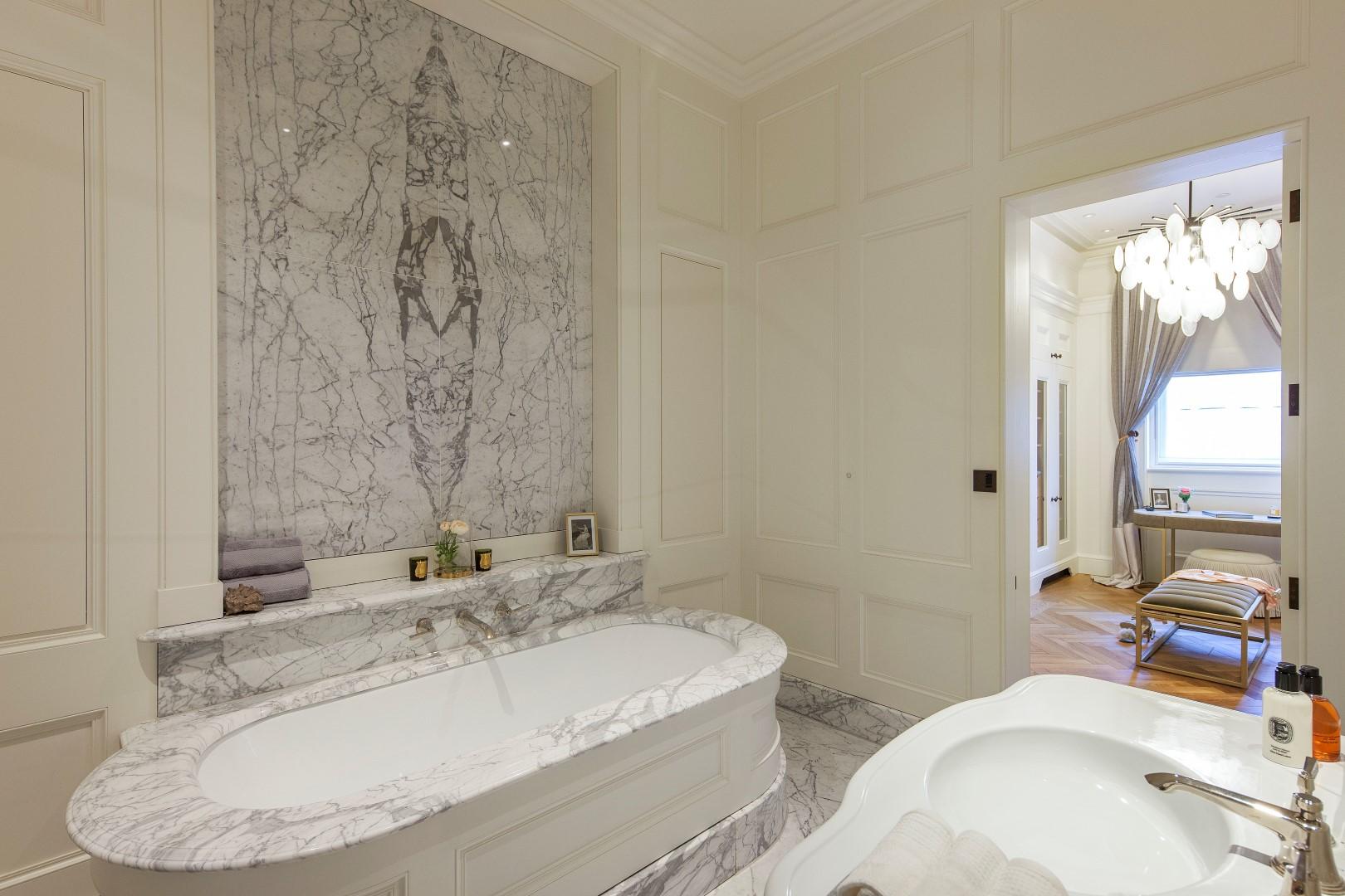 Morpheus London,Bathroom
