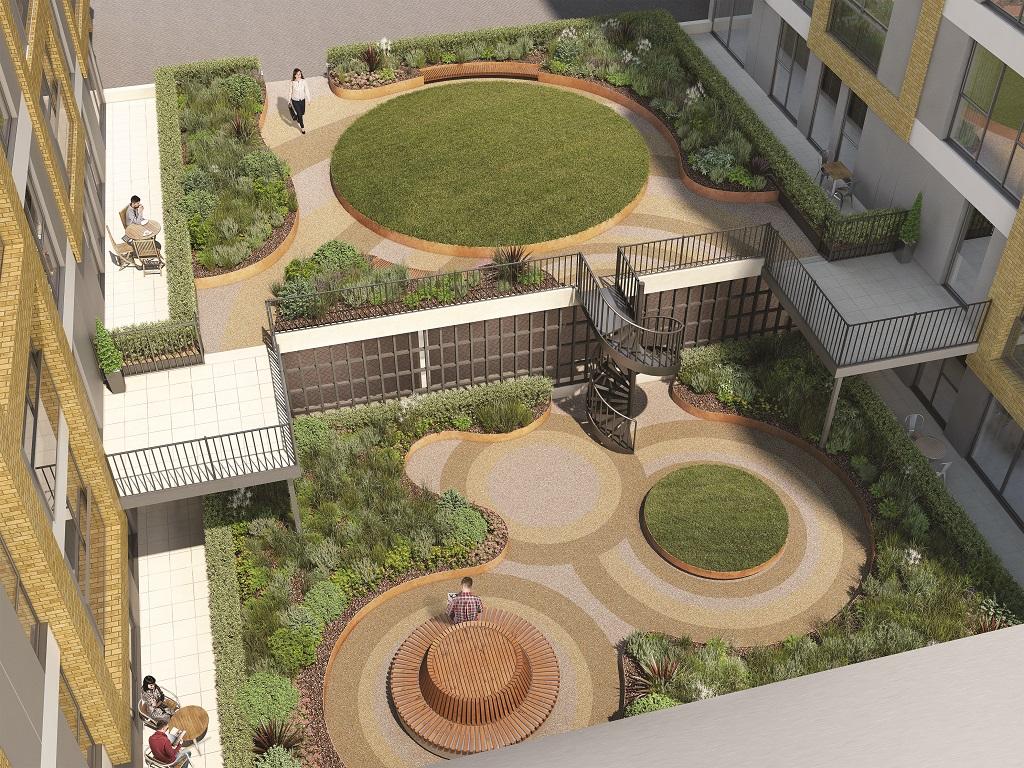 Prime Place Developments,Garden