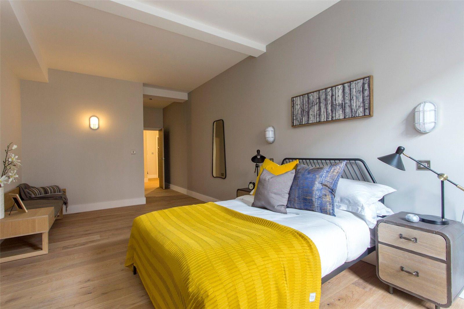 Cotton Exchange,Secondary Bedroom
