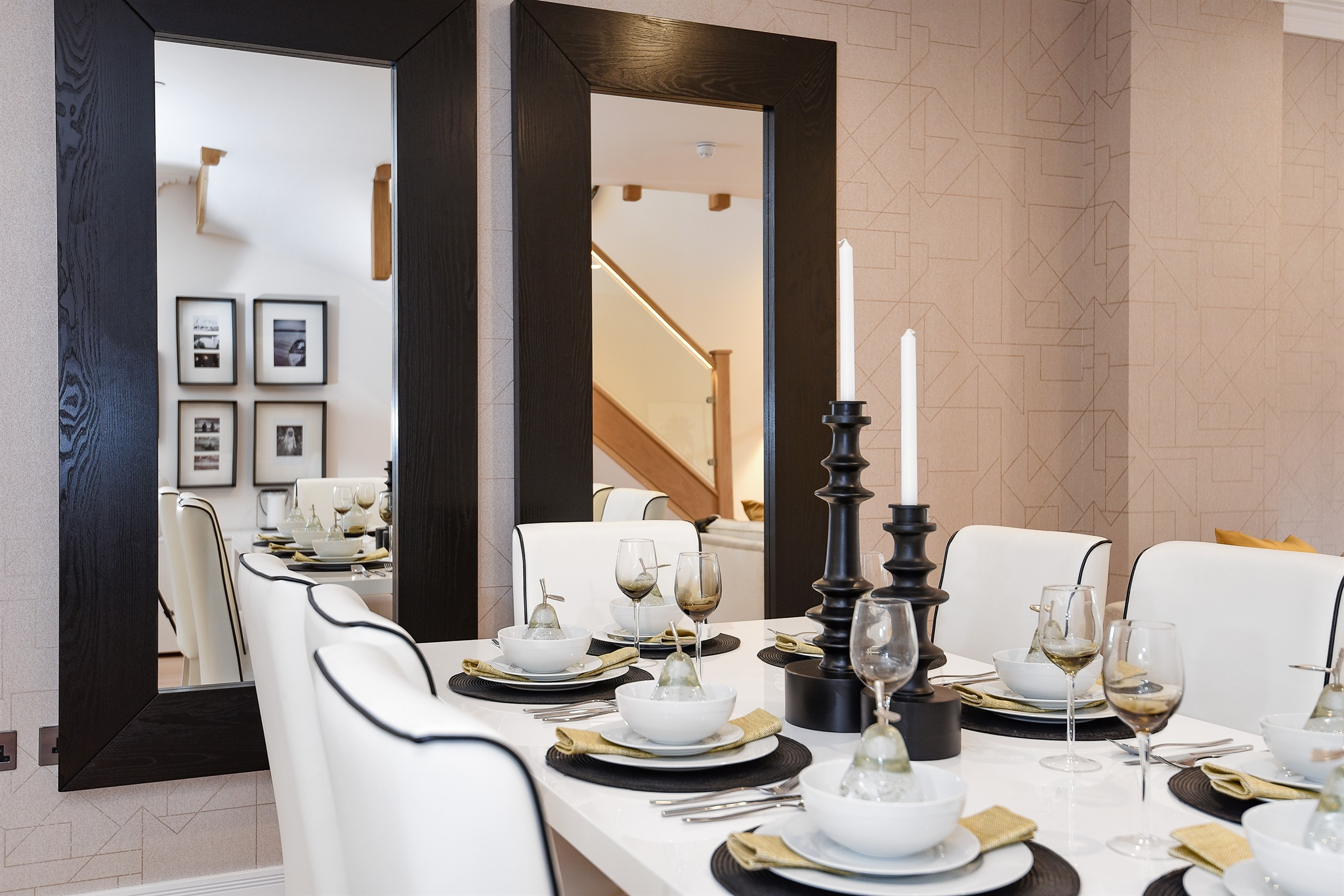 Fruition Properties,Dining room