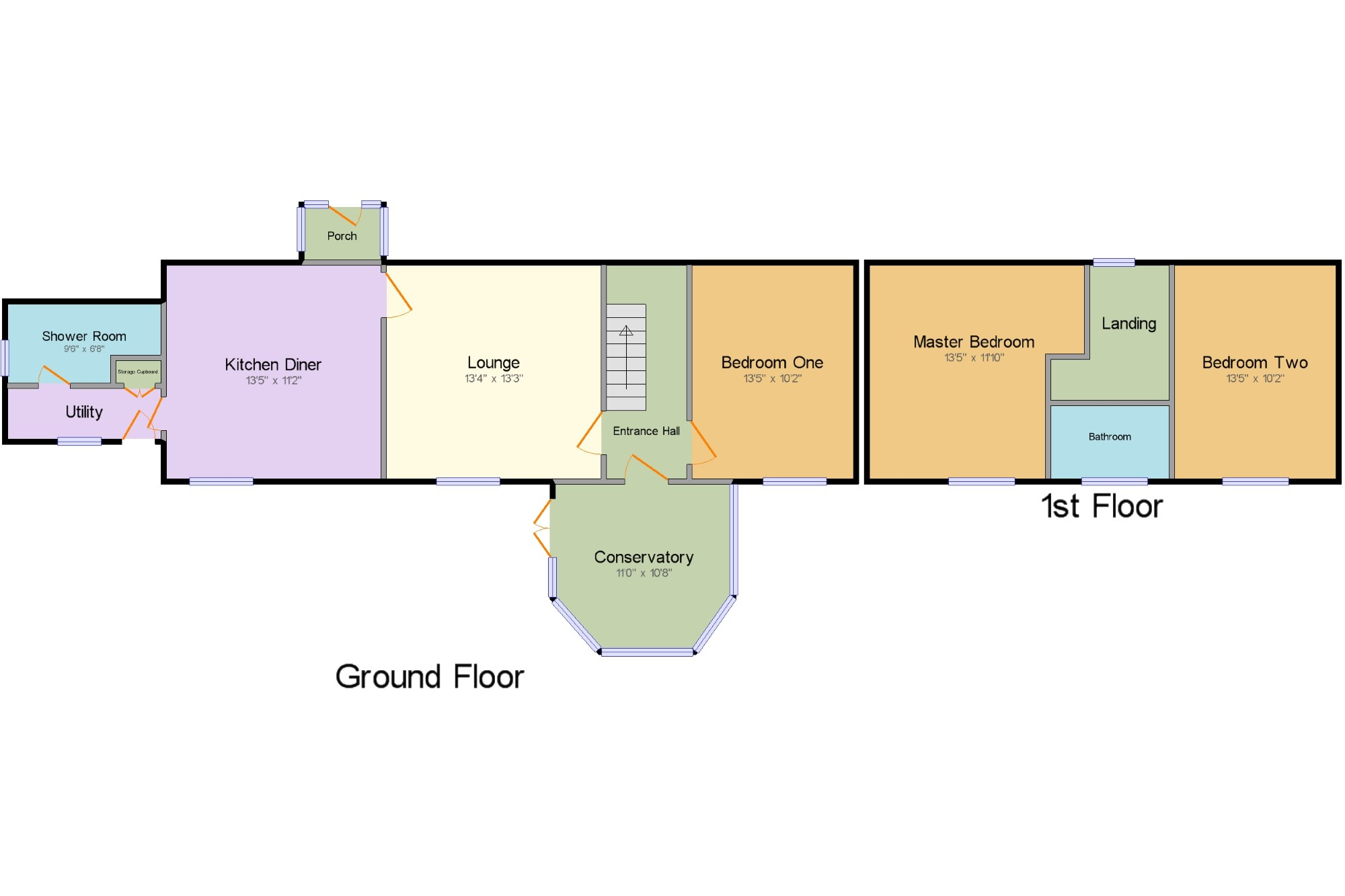 Bedroom detached house for sale in flushing falmouth cornwall - Camborne Cornwall Camborne Tr14 2 Bedroom Semi Detached