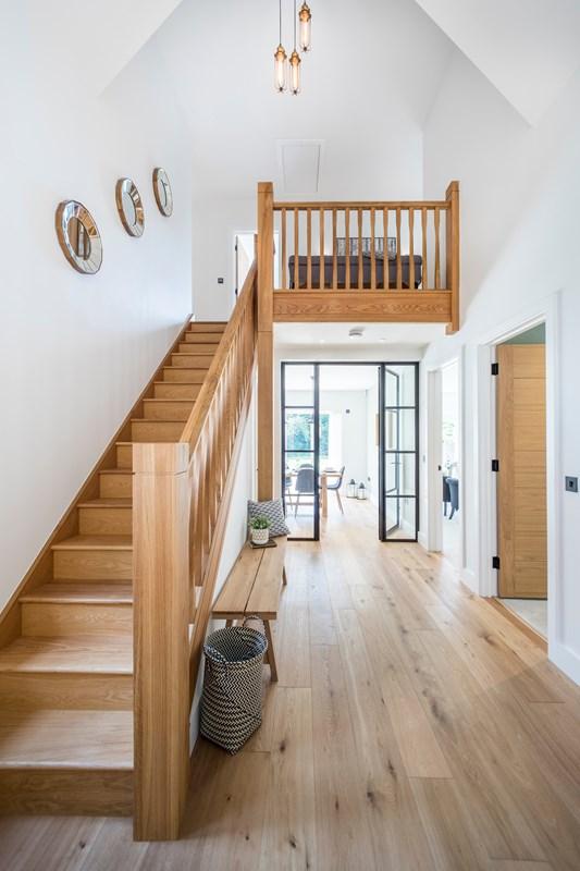 Sherlock Boswell Architecture,Stair