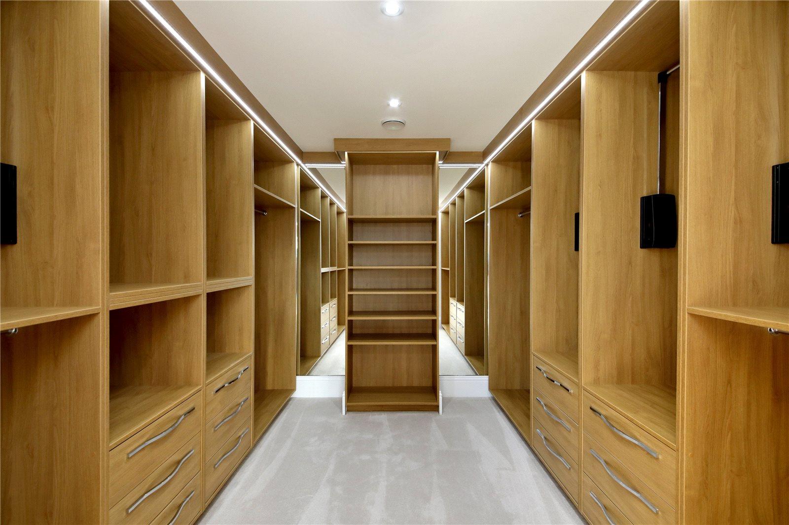 Mentmore Homes,Storage