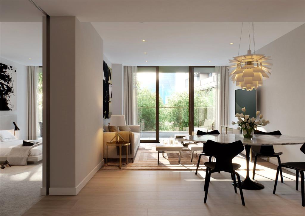 Canary Wharf,Dining room