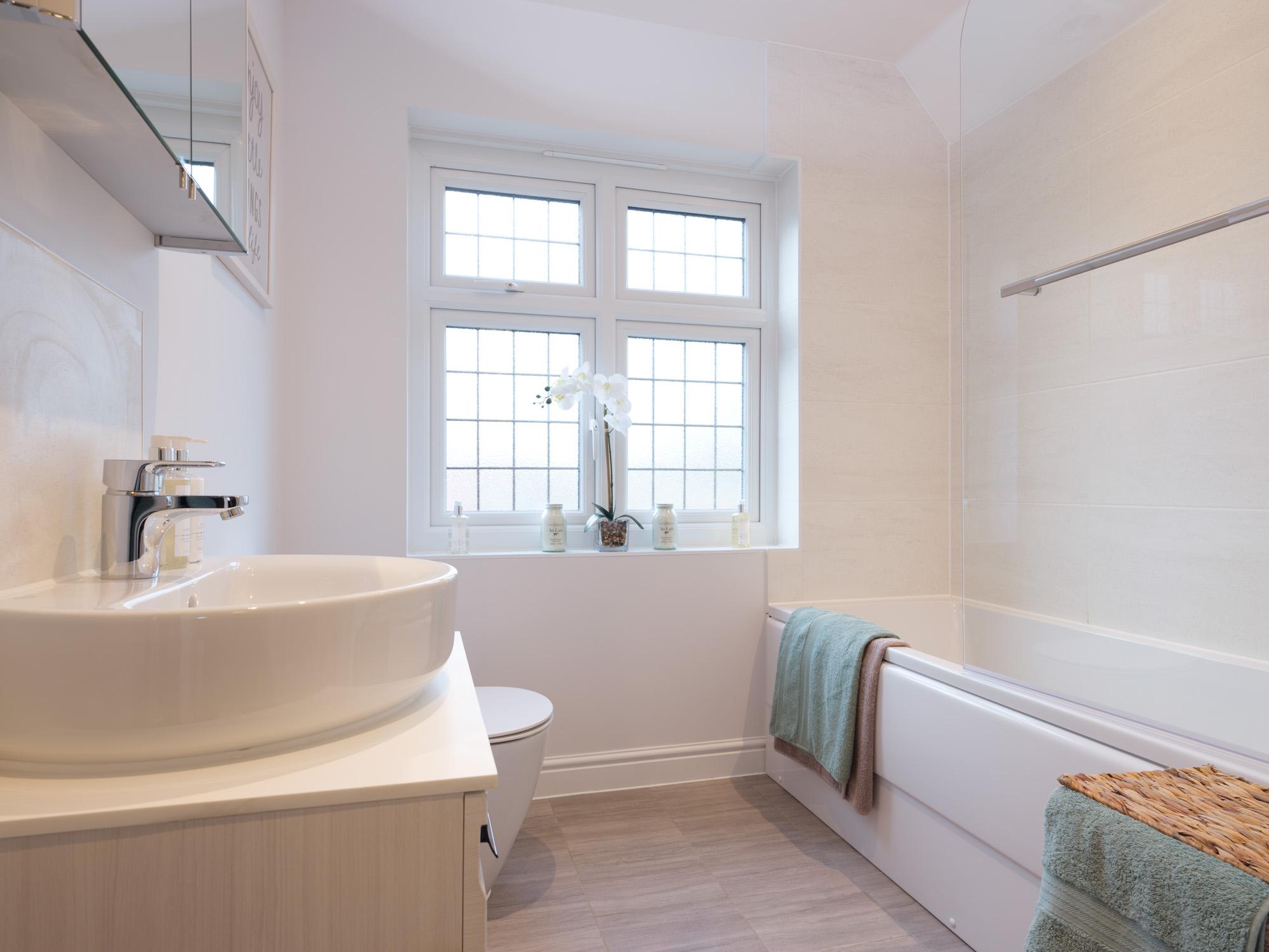 Arborfield Green,Bathroom
