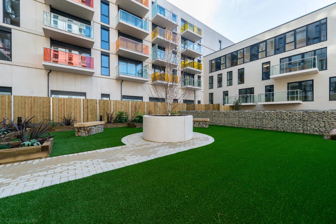 Telford Homes,Garden