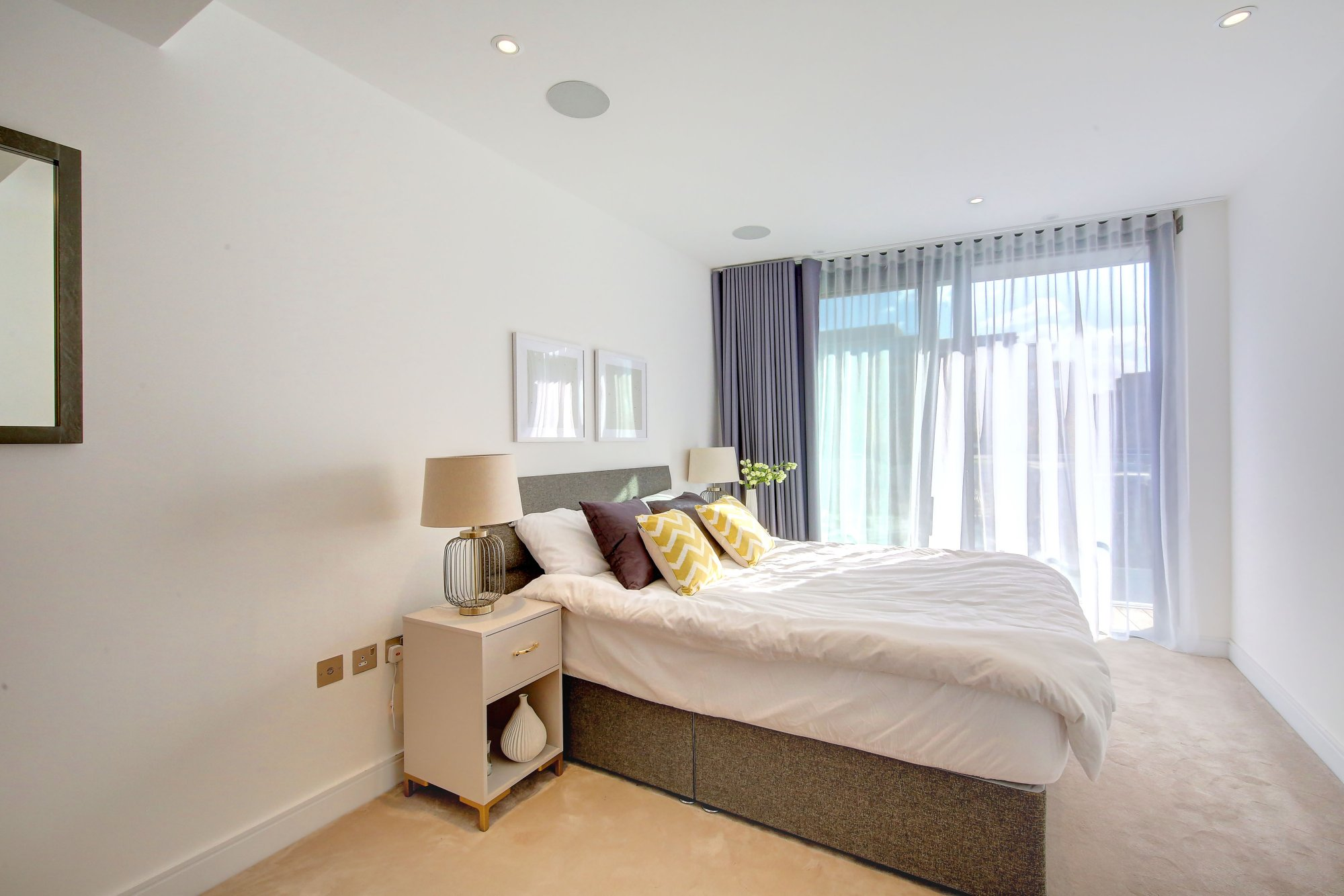 Fulham Reach,Master Bedroom