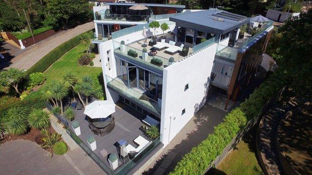 Wyatt Homes,Aerial