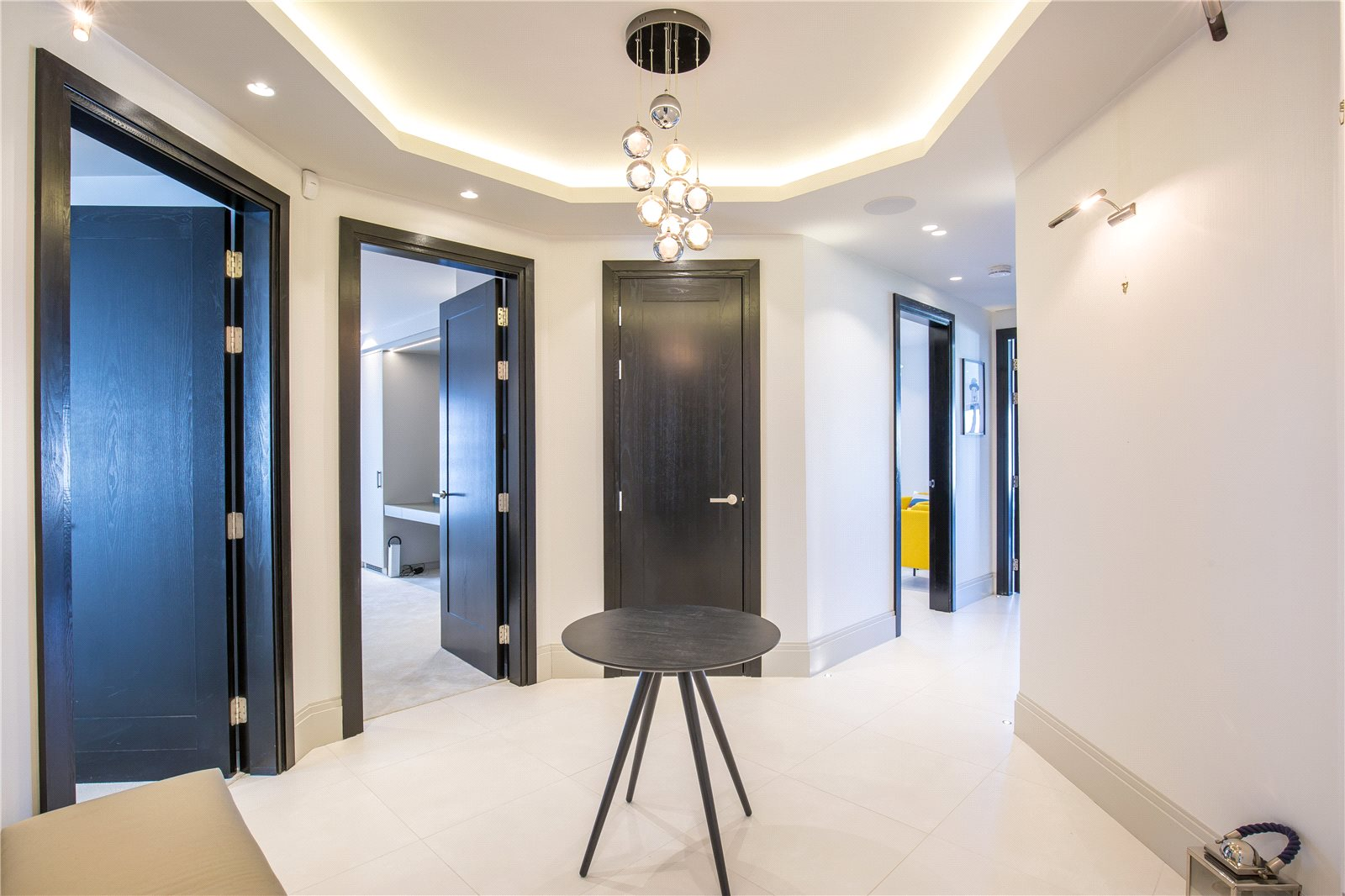 Fusion Residential,Entrances