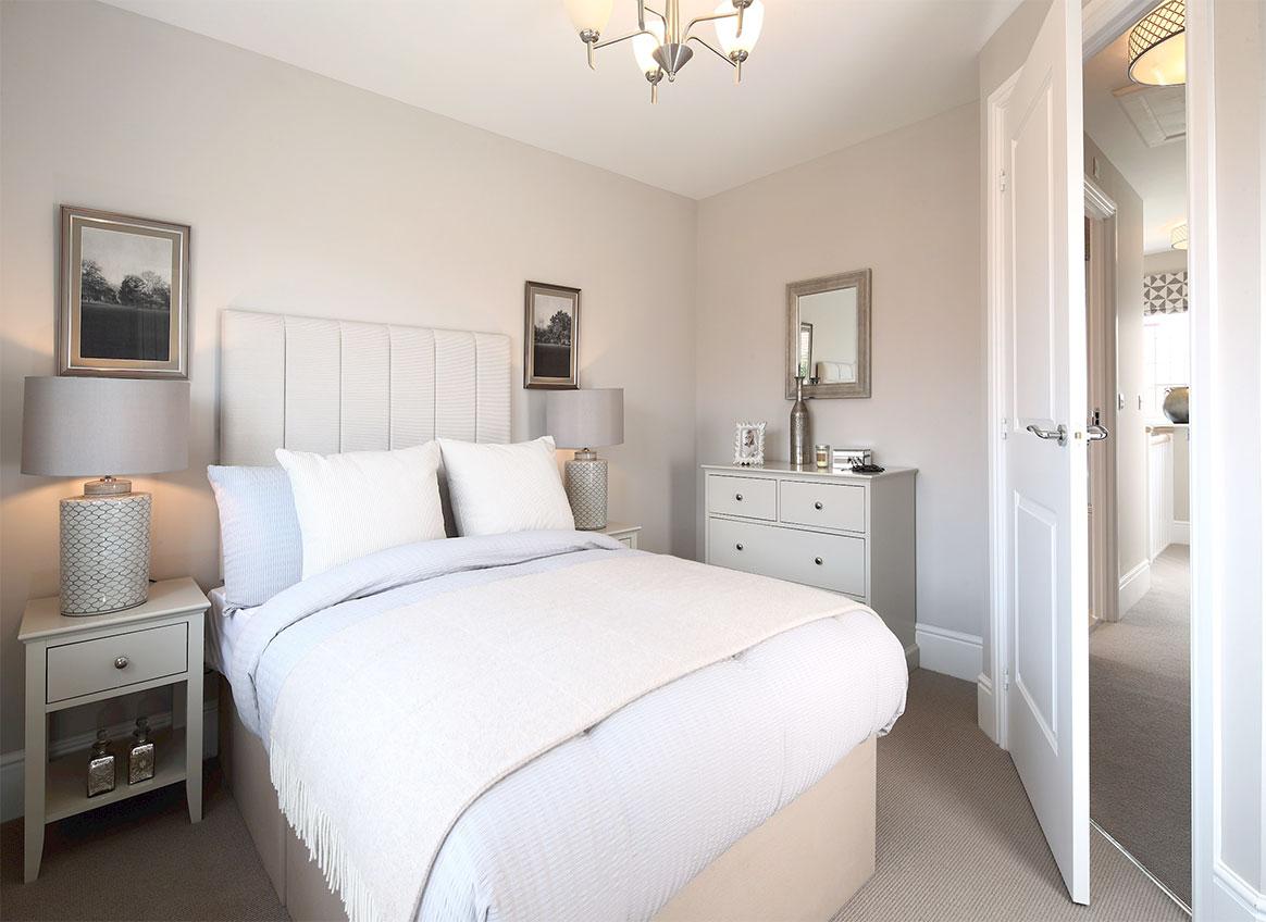 Arborfield Green,Master Bedroom