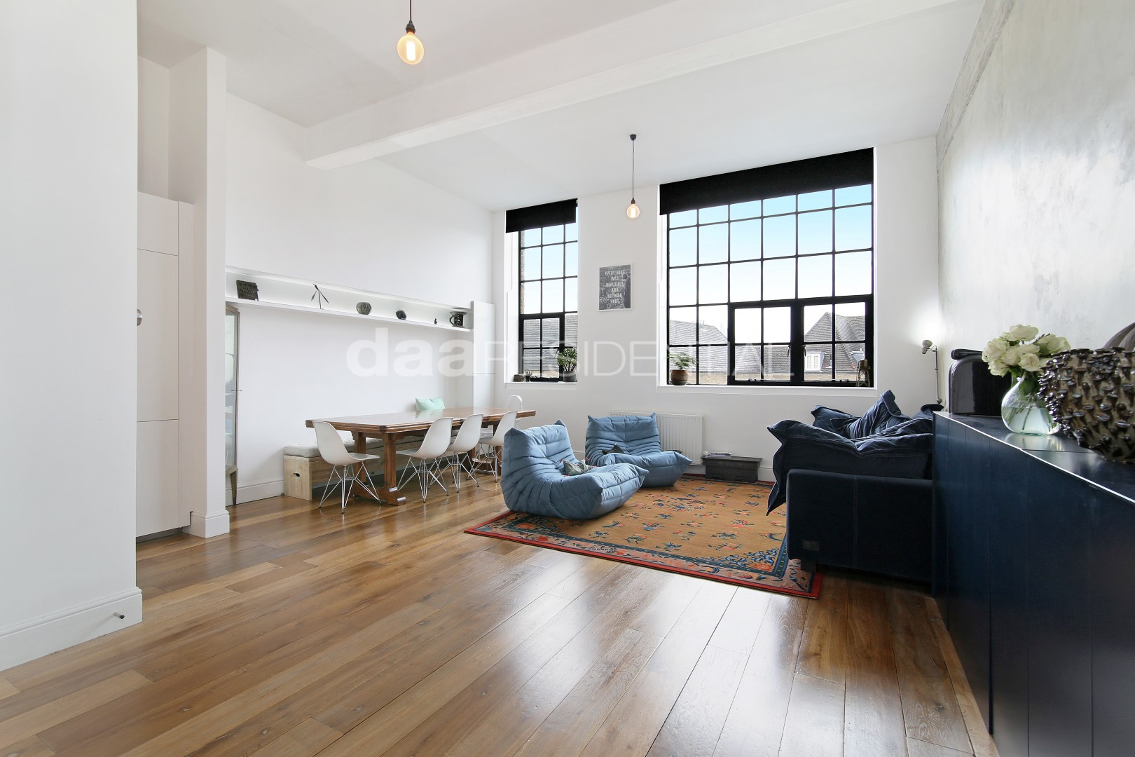 warehouse conversion,Family room